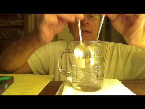 Thermal Conductivity Demonstration