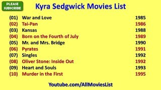 Kyra Sedgwick Movies List I wish, I could upload all Kyra Sedgwick ...