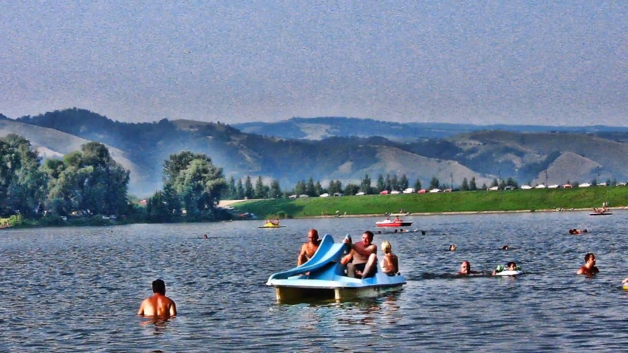 Srebrno Jezero Srbija Youtube