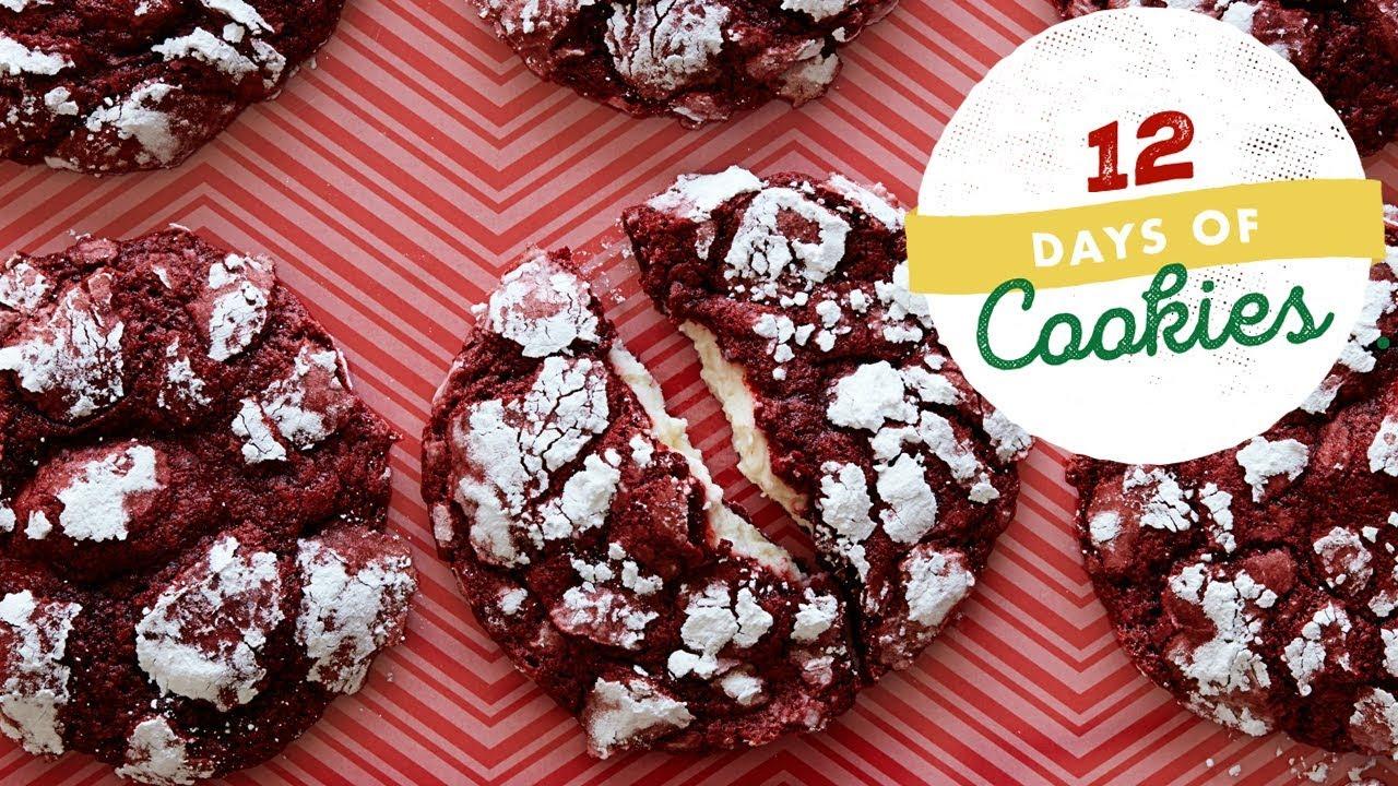 Cheesecake Stuffed Red Velvet Cookies Food Network
