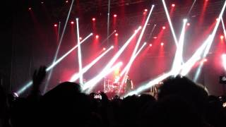 Maroon5 - Don't you want me  Taipei 2012