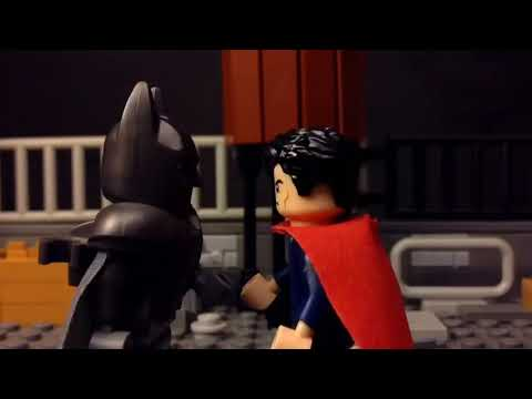 [PeppaElsaTV]Lego Batman v Superman: Dawn of Justice