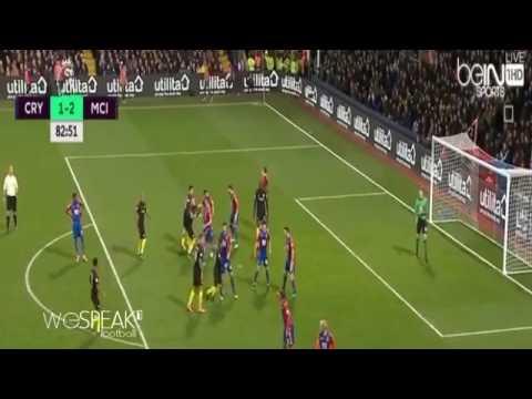 Download Crystal Palace vs Man City :: second goals . Yaya toure