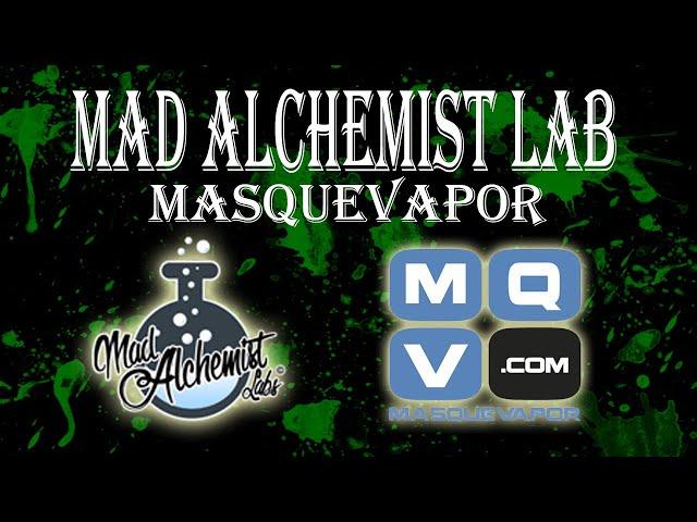 Evento Mad Alchemist Lab en Masquevapor