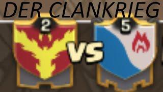 DER CLANKRIEG - Let's Play Clash of Clans #019 [Deutsch]