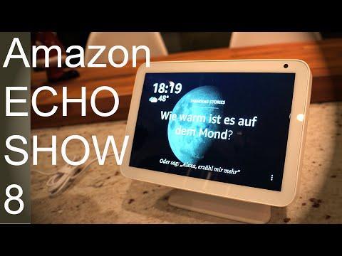 amazon-echo-show-8:-unboxing-/-installation-&-erstes-review-als-küchenhelfer