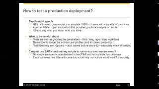 SAP BusinessObjects BI 4.1 Sizing and Virtualization