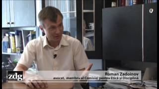 Reportaj ZdG: Avocați de (re)formă