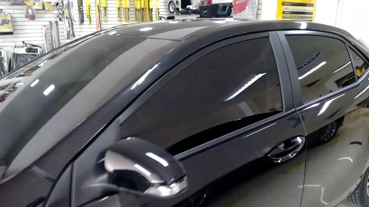 Pelicula Automotiva Linha Profissional G20 Youtube