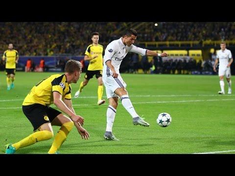 Download Borussia Dortmund vs Real Madrid 2 2 All Goals & Highlights 27 09 2016