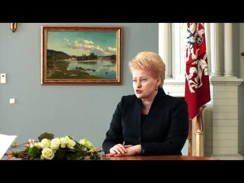 15min.lt interviu su Dalia Grybauskaite