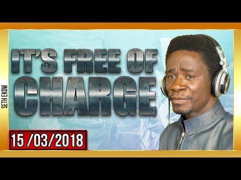 It's Free Prophets Stop Charging In Ghana By Evangelist Akwasi Awuah