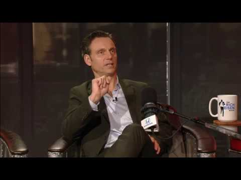 "Actor Tony Goldwyn of ""The Belko Experiment"" on Nnamdi Asomugha Acting - 3/9/17"