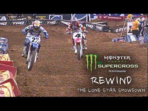 Supercross Rewind Chad Reed & Ricky Carmichael