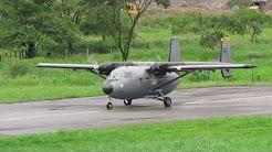 """05 de Julio de 2013 FAC-1952 RV-01 Arava SKVV Aeropuerto """"Vanguardia"""""""