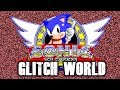 Sonic.exe Glitch World | THE MOST RAGE INDUCING NIGHTMARE!!
