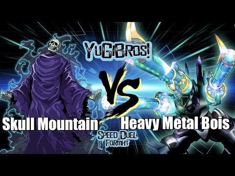 Heavy Metal Mayhem!!! Takes Skull Servants to the Cleaners!!! (Yu-Gi-Oh! Speed Duels)