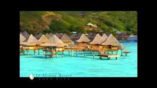 Bora Bora Honeymoon Packages - InterContinental Bora Bora Le Moana Resort