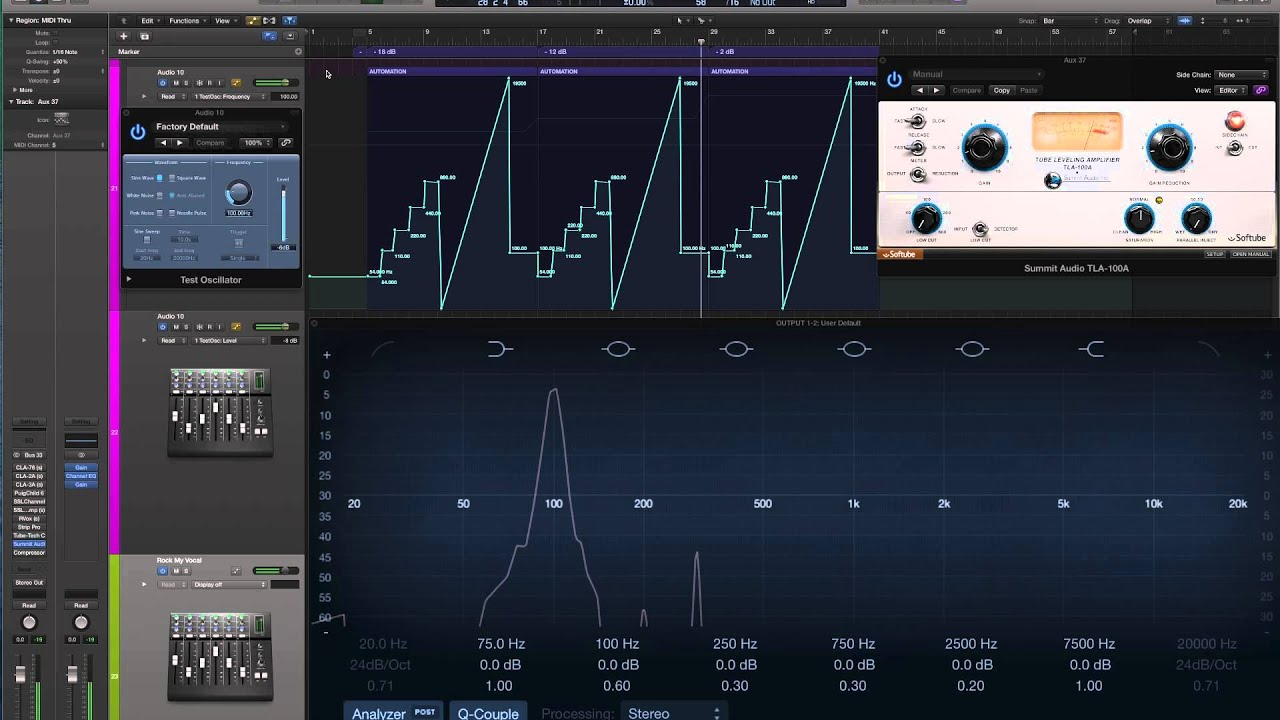 Colors, Dimension and the Dynamic of your Mix – Mastering