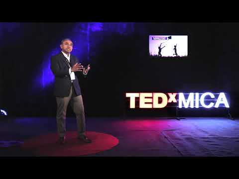 Looking for life lessons? Go fly a kite! | Prakash Iyer | TEDxMICA