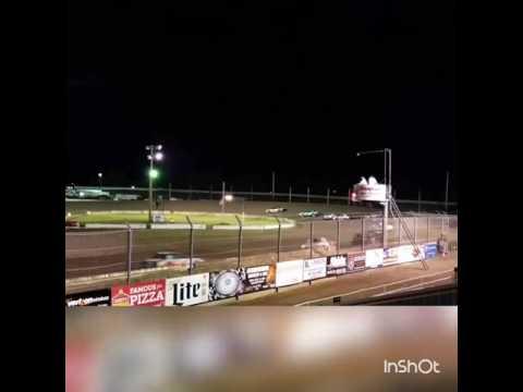 Jamestown Speedway - Wissota Street Feature, 6/24/17
