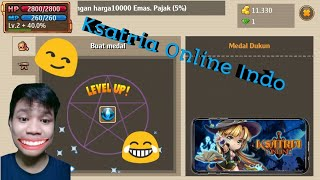 Tutorial buat medal pada game Ksatria Online Indonesia (KOI)  ~Ksatria Online Indonesia