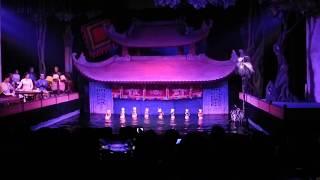 베트남 하노이 수상 인형극(Vietnam Hanoi)