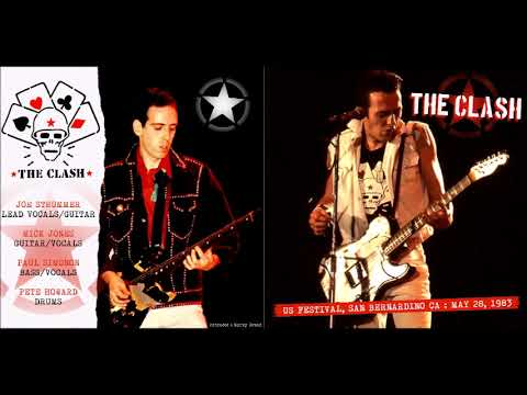 The Clash - Live At The US Festival, 1983 (Full Remastered Concert)