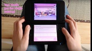 Nintendo Game シュガシュガルーン Sugar 2 Rune / Chocola et Vanilla / Słodkie słodkie czary Stage 4, Vanilla Mieux / Vanilla Aisu.