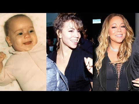Mariah Carey Transformation | From 1 To 47 Years Old!