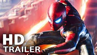 AVENGERS 3: Infinity War International Trailer (2018)