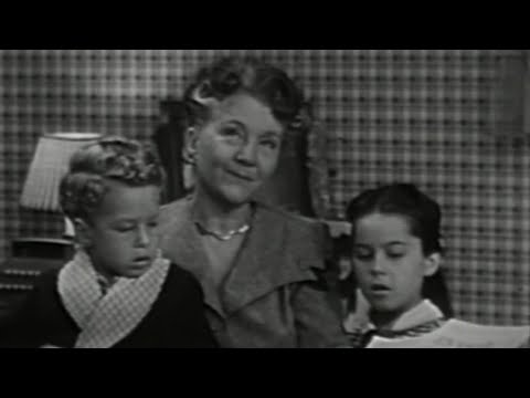 Make Room for Daddy, Season 1, Episode 4, 'MotherinLaw' 1953