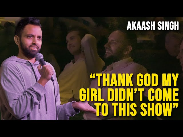 Why this Indian CAN'T marry his WHITE GIRLFRIEND   Akaash Singh   Stand Up Comedy