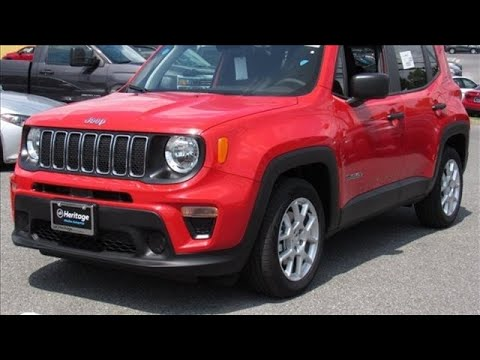 2019 Jeep Renegade Baltimore MD Owings Mills, MD #C9K64006 - SOLD