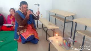 Lalpur science training 2018