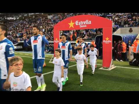 Avui al RCDE Stadium (Espanyol vs Atlético de Madrid)