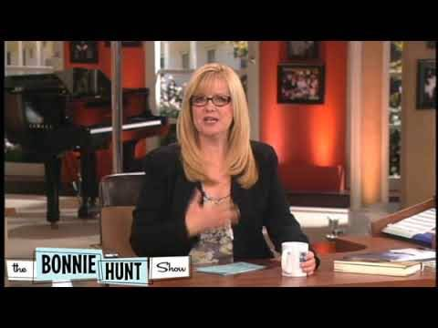 111009  Bonnie's Touching Story About Her Dad  THE BONNIE HUNT