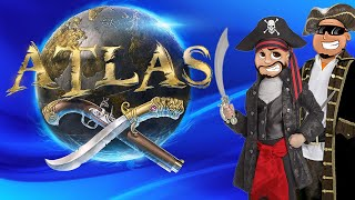 DUMBEST PIRATES ON THE SEA (Atlas - Pirate Game)