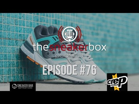 """The Sneaker Box: Episode 76 – """"Bad Vacuums"""""""