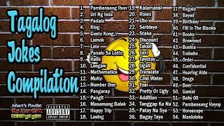 Tagalog Jokes Non Stop Compilation Volume I