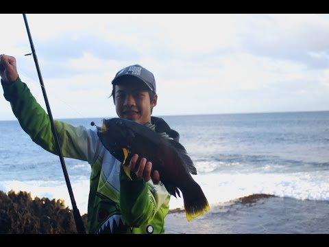 ROCK AND SURF FISHING | Kangaroo Island 2016