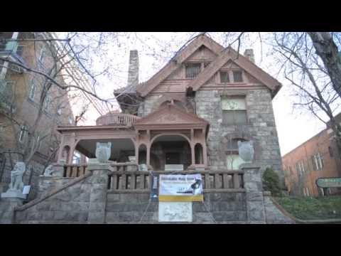 Visit the Home of Molly Brown — Survivor Of The Titanic