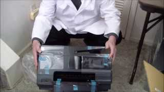 HP Officejet Pro 8610 Unboxing & Setup