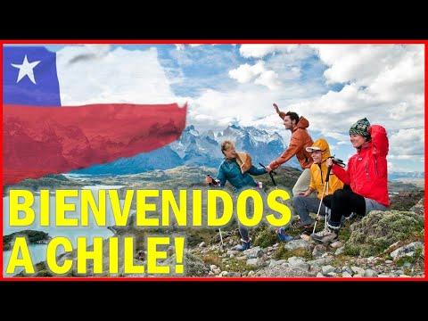 BIENVENIDOS A CHILE: El Segundo País Más Visitado de Sudamérica