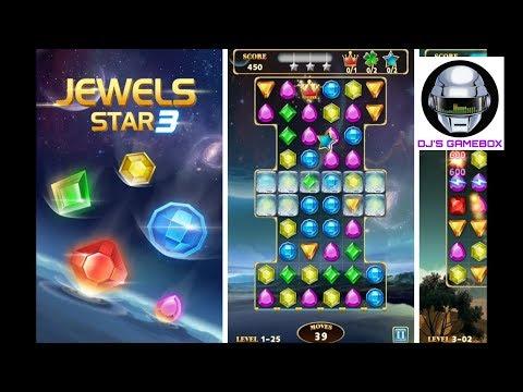 Jewels Star 3! Match 3 fun! (mobile)