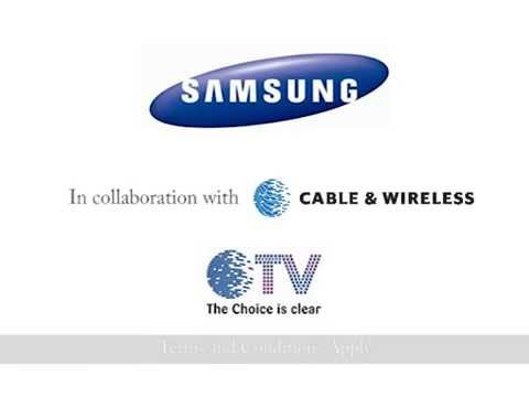 SEYCHELLES / SAMSUNG TV