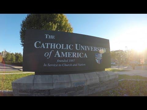 Welcome to Catholic University