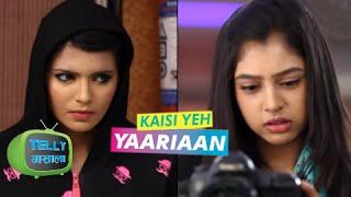 Soha Falls In Fire In An Attempt To Kill Nandini | Kaisi Yeh Yaariyan