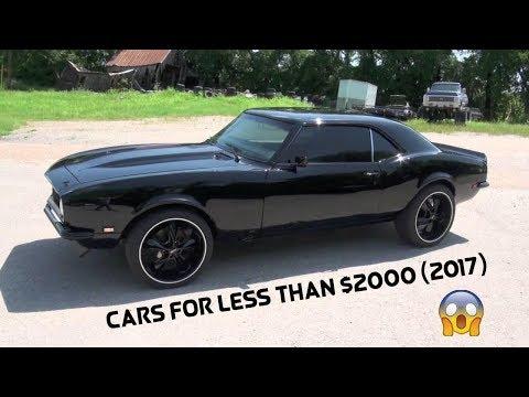 5-best-cars-under-$2000