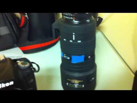 Photo / Live-Blogging Gear